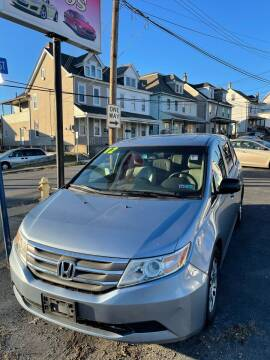 2012 Honda Odyssey for sale at Butler Auto in Easton PA