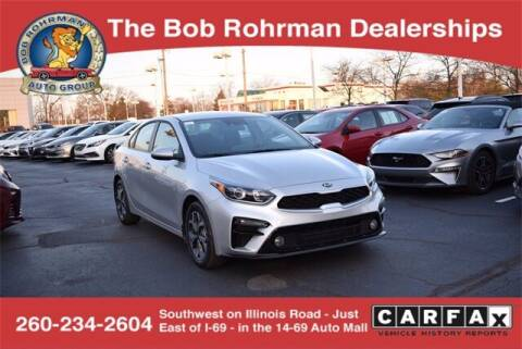 2020 Kia Forte for sale at BOB ROHRMAN FORT WAYNE TOYOTA in Fort Wayne IN