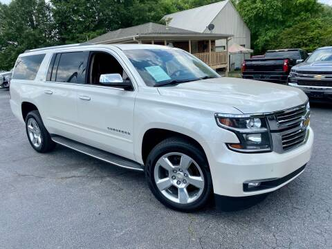 2015 Chevrolet Suburban for sale at Lux Auto in Lawrenceville GA