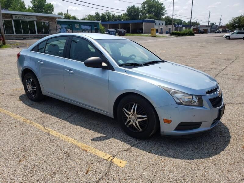 2012 Chevrolet Cruze for sale at REM Motors in Columbus OH