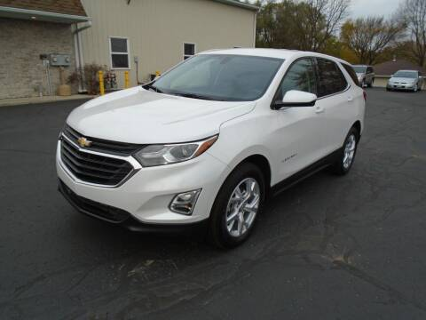 2018 Chevrolet Equinox for sale at Ritchie Auto Sales in Middlebury IN