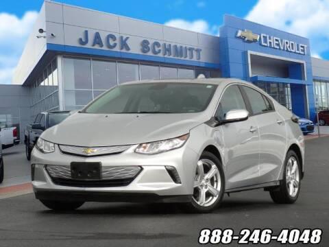 2018 Chevrolet Volt for sale at Jack Schmitt Chevrolet Wood River in Wood River IL