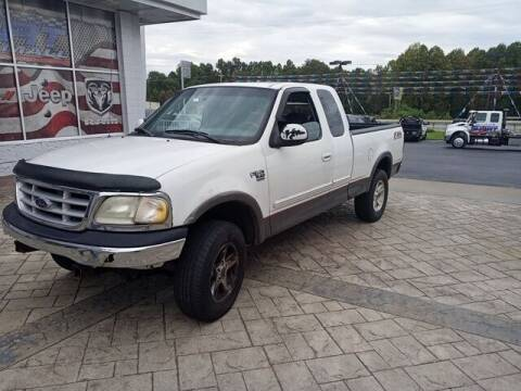 2002 Ford F-150 for sale at Tim Short Auto Mall in Corbin KY