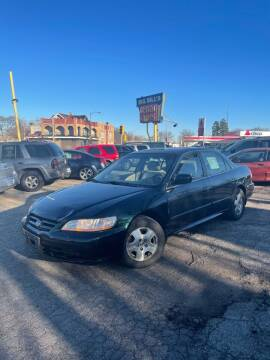 2001 Honda Accord for sale at Big Bills in Milwaukee WI