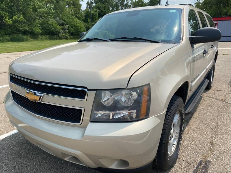 2007 Chevrolet Suburban for sale at Southern Auto Sales in Clinton MI