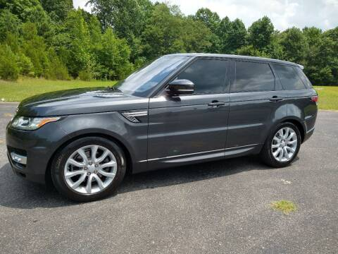 2016 Land Rover Range Rover Sport for sale at CARS PLUS in Fayetteville TN