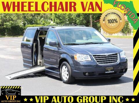 2008 Chrysler Town and Country for sale at VIP Auto Group in Clearwater FL