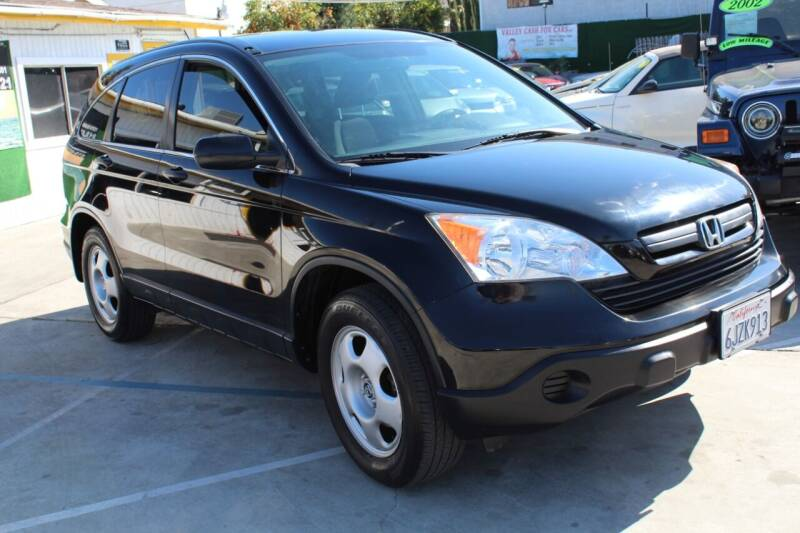 2009 Honda CR-V for sale at FJ Auto Sales North Hollywood in North Hollywood CA