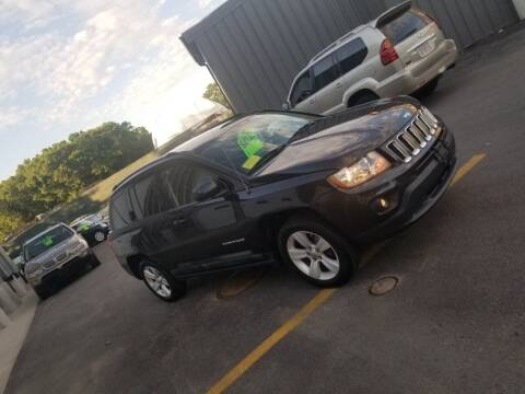 2011 Jeep Compass for sale at Car-Nation Enterprises Inc in Ashland MA