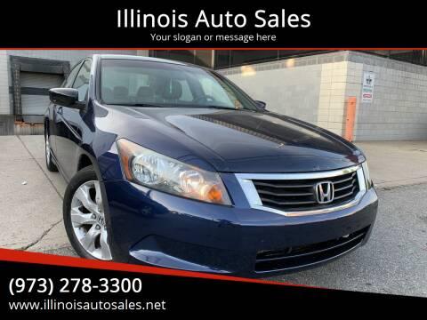 2009 Honda Accord for sale at Illinois Auto Sales in Paterson NJ