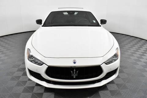 2020 Maserati Ghibli for sale at Southern Auto Solutions-Jim Ellis Mazda Atlanta in Marietta GA