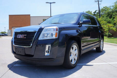 2015 GMC Terrain for sale at International Auto Sales in Garland TX
