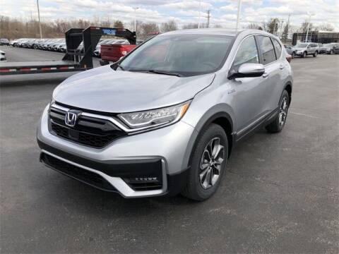 2021 Honda CR-V Hybrid for sale at White's Honda Toyota of Lima in Lima OH