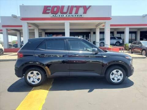 2020 Hyundai Venue for sale at EQUITY AUTO CENTER in Phoenix AZ