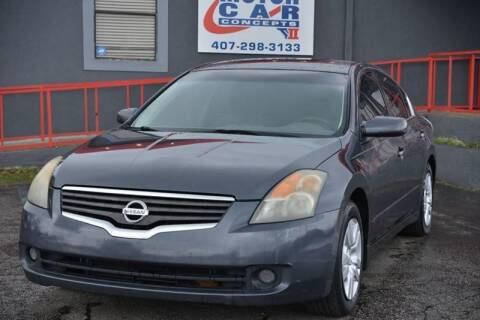 2009 Nissan Altima for sale at Motor Car Concepts II - Kirkman Location in Orlando FL