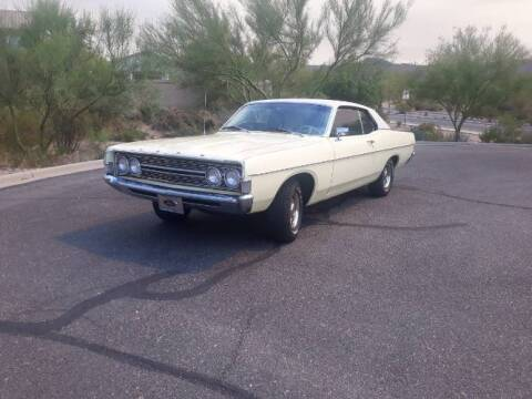 1968 Ford Fairlane for sale at Classic Car Deals in Cadillac MI
