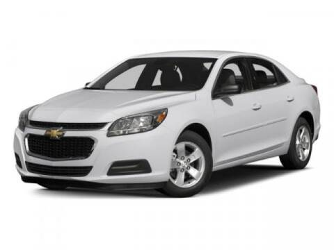 2015 Chevrolet Malibu for sale at SPRINGFIELD ACURA in Springfield NJ