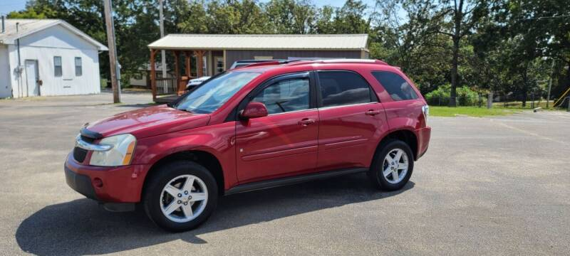 2006 Chevrolet Equinox for sale at Aaron's Auto Sales in Poplar Bluff MO