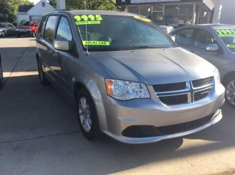 2015 Dodge Grand Caravan for sale at Harrison Family Motors in Topeka KS