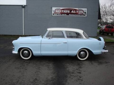 1959 Rambler American Super Coupe 2-door for sale at Motion Autos in Longview WA