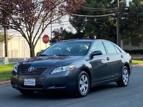 2007 Toyota Camry for sale at AutoAffari LLC in Sacramento CA