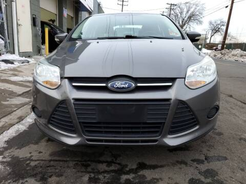 2013 Ford Focus for sale at SUNSHINE AUTO SALES LLC in Paterson NJ
