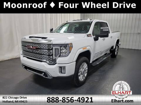 2020 GMC Sierra 3500HD for sale at Elhart Automotive Campus in Holland MI