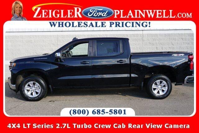 2020 Chevrolet Silverado 1500 for sale at Zeigler Ford of Plainwell- Jeff Bishop in Plainwell MI