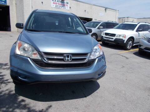 2011 Honda CR-V for sale at ACH AutoHaus in Dallas TX