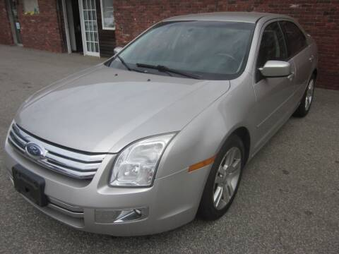 2007 Ford Fusion for sale at Tewksbury Used Cars in Tewksbury MA
