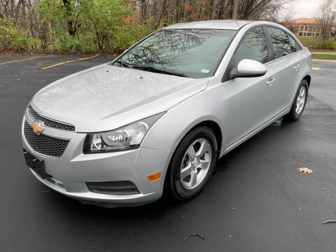 2012 Chevrolet Cruze for sale at Sansone Cars in Lake Saint Louis MO