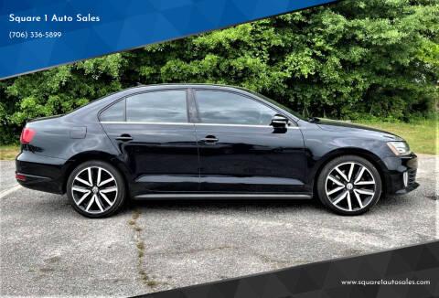 2013 Volkswagen Jetta for sale at Square 1 Auto Sales - Commerce in Commerce GA