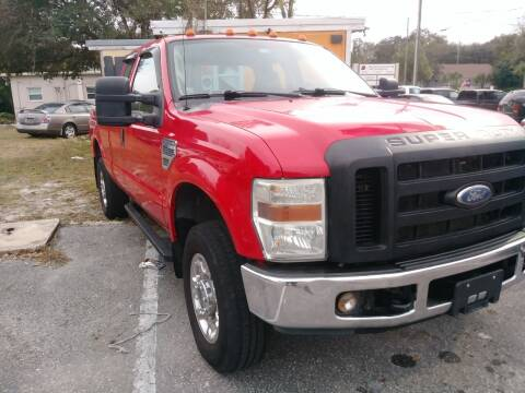 2008 Ford F-250 Super Duty for sale at U-Safe Auto Sales in Deland FL