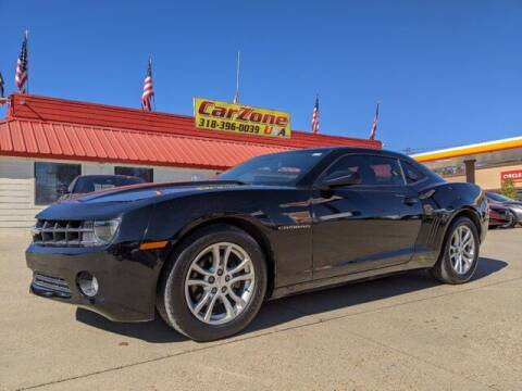 2012 Chevrolet Camaro for sale at CarZoneUSA in West Monroe LA