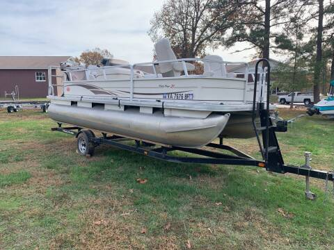 2005 Tracker 21Party Barge for sale at Performance Boats in Spotsylvania VA