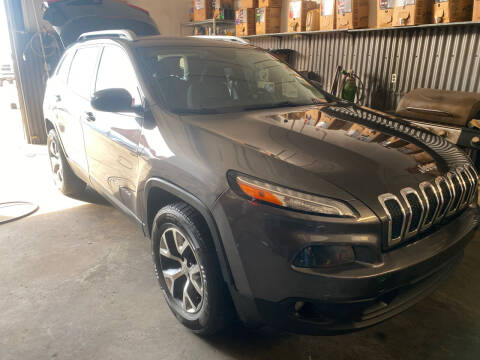 2014 Jeep Cherokee for sale at 4X4 Auto in Cortez CO