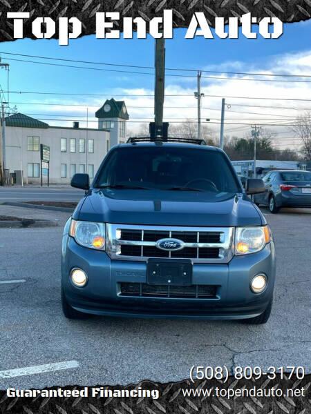 2012 Ford Escape for sale at Top End Auto in North Atteboro MA