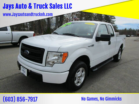 2014 Ford F-150 for sale at Jays Auto & Truck Sales LLC in Loudon NH