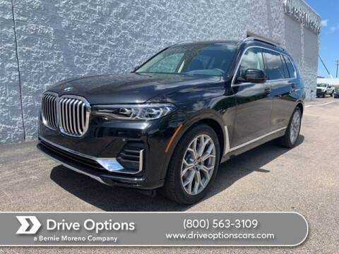 2020 BMW X7 for sale at Drive Options in North Olmsted OH