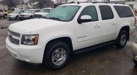 2013 Chevrolet Suburban for sale at Kohmann Motors & Mowers in Minerva OH