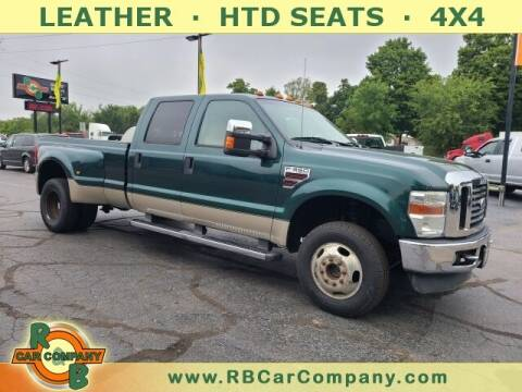 2009 Ford F-350 Super Duty for sale at R & B CAR CO - R&B CAR COMPANY in Columbia City IN