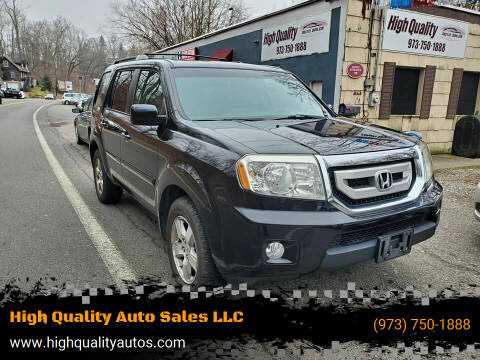2009 Honda Pilot for sale at High Quality Auto Sales LLC in Bloomingdale NJ