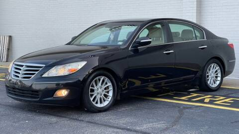 2009 Hyundai Genesis for sale at Carland Auto Sales INC. in Portsmouth VA