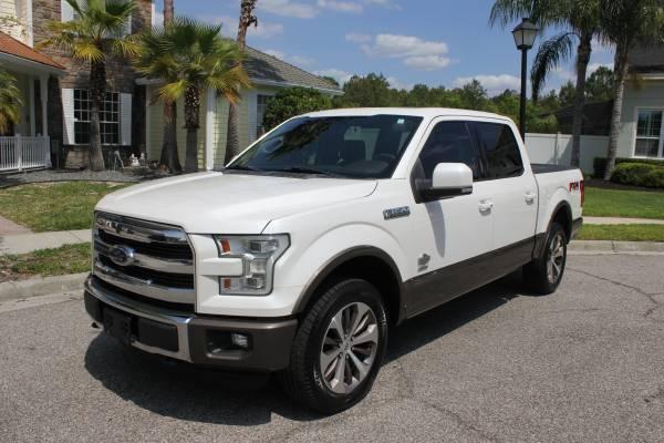 2015 Ford F-150 for sale at FALCON AUTO BROKERS LLC in Orlando FL