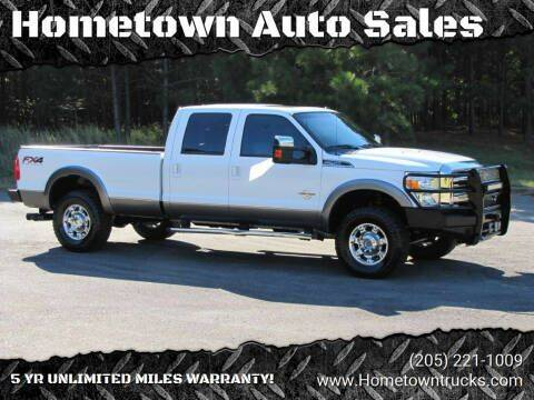 2014 Ford F-250 Super Duty for sale at Hometown Auto Sales - Trucks in Jasper AL