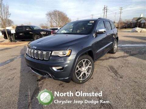 2021 Jeep Grand Cherokee for sale at North Olmsted Chrysler Jeep Dodge Ram in North Olmsted OH