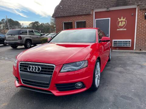 2011 Audi A4 for sale at AP Automotive in Cary NC