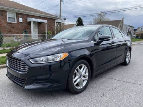 2014 Ford Fusion for sale at Certified Luxury Motors in Great Neck NY