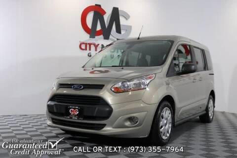 2016 Ford Transit Connect Wagon for sale at City Motor Group, Inc. in Wanaque NJ