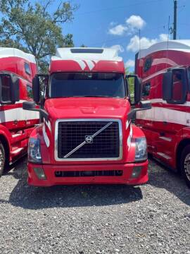 2015 Volvo VNL for sale at JAG TRUCK SALES in Houston TX